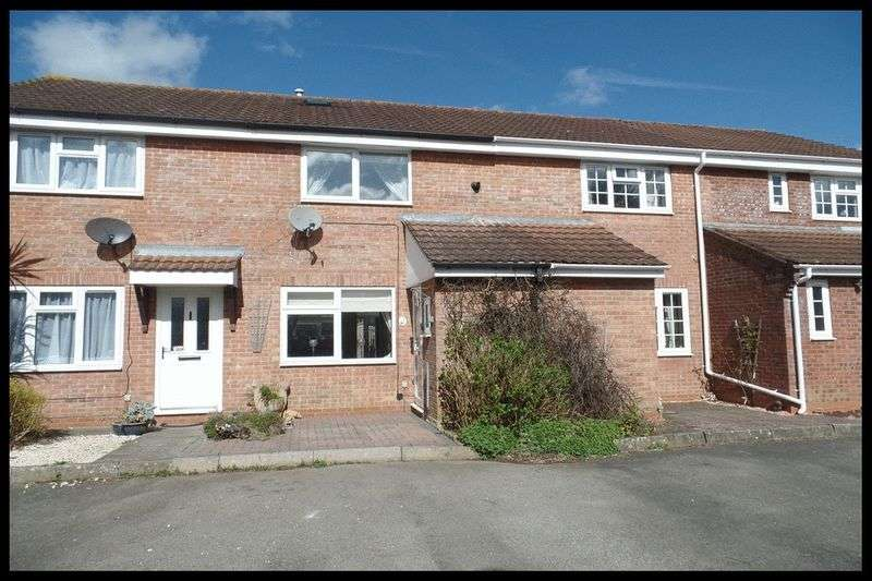 2 Bedrooms Terraced House for sale in Eyre Close, West Totton