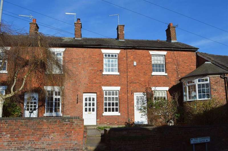 2 Bedrooms Terraced House for sale in The Commons, Sandbach