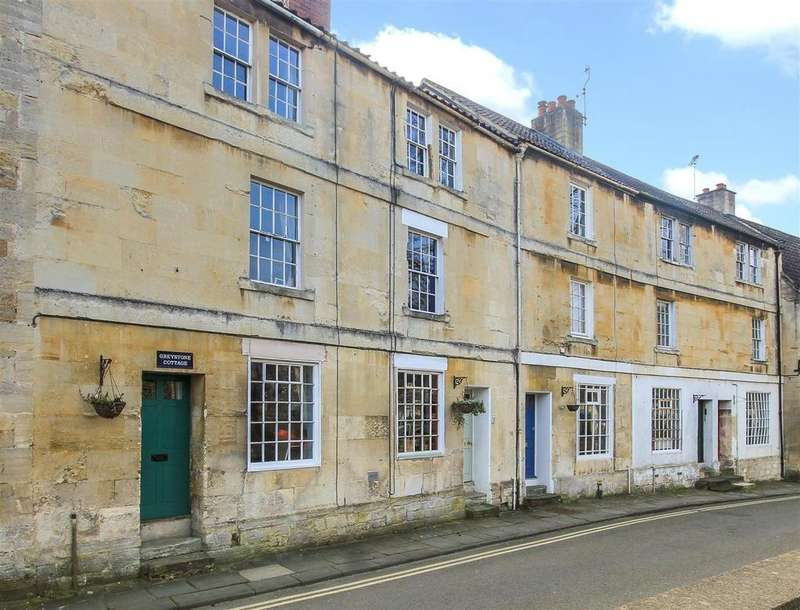 2 Bedrooms Terraced House for sale in Bridge Street, Bradford-on-Avon