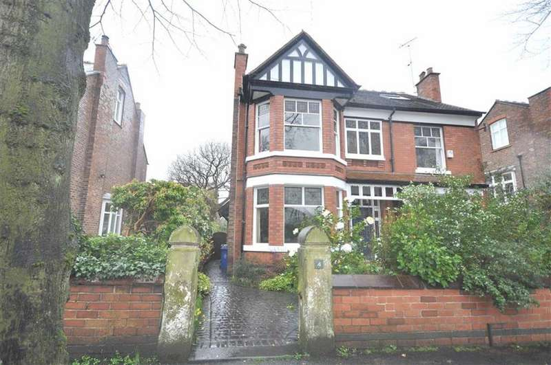 6 Bedrooms Detached House for sale in Clothorn Road, Didsbury, Manchester, M20