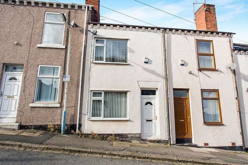 2 Bedrooms Property for sale in Dowdeswell Street, Chesterfield, S41