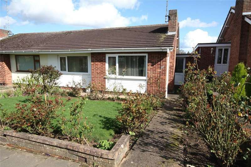 2 Bedrooms Bungalow for sale in Medway Close, Beeston, Nottingham, NG9