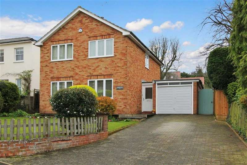 3 Bedrooms Detached House for sale in Ross-On-Wye