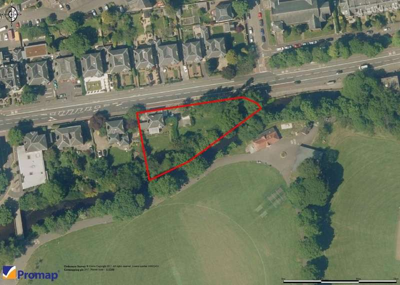 Land Commercial for sale in Corstorphine Road, Edinburgh, Midlothian