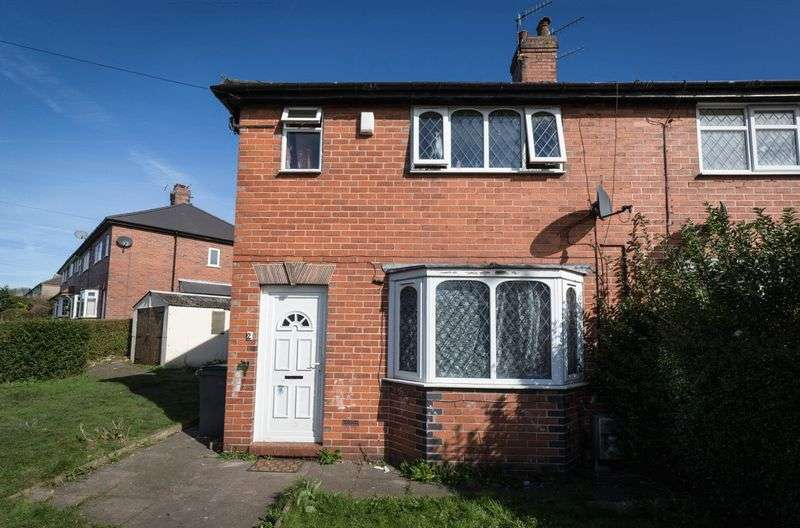 3 Bedrooms Semi Detached House for sale in Greenfield Road, Stoke-On-Trent