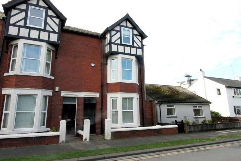 5 Bedrooms End Of Terrace House for sale in Lawn Terrace, Silloth, Cumbria