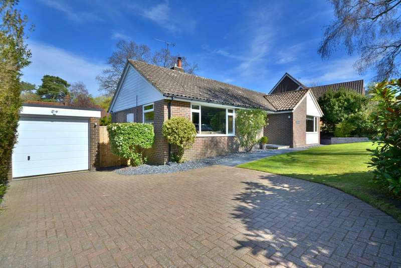 3 Bedrooms Detached Bungalow for sale in West Chiltington