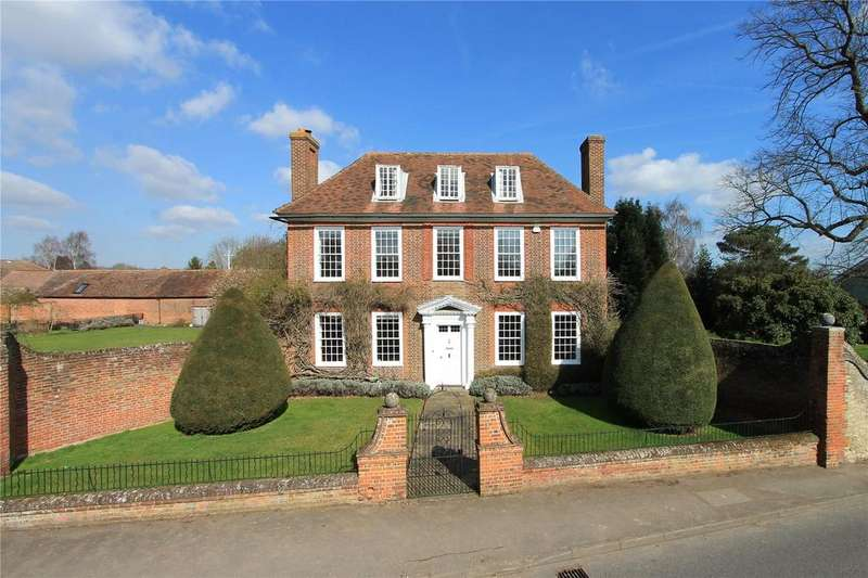 7 Bedrooms Detached House for sale in Teston Road, Offham, West Malling, Kent, ME19