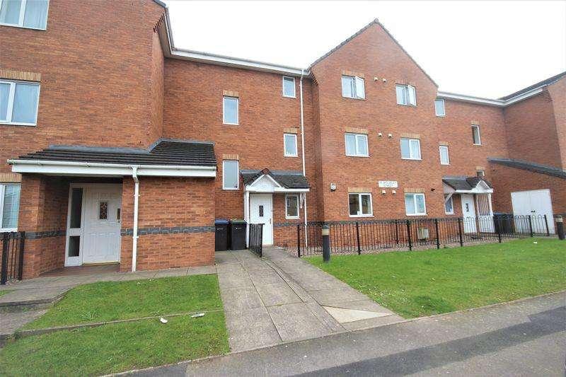 2 Bedrooms Apartment Flat for sale in Wolseley Street, Birmingham