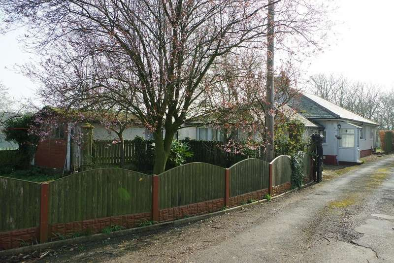 5 Bedrooms Detached Bungalow for sale in Newbiggin Hall, Carleton, Carlisle