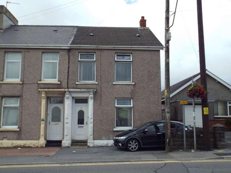 2 Bedrooms End Of Terrace House for sale in Llandeilo Road, Crosshands