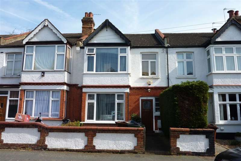 3 Bedrooms Terraced House for sale in MONTGOMERY ROAD, EDGWARE