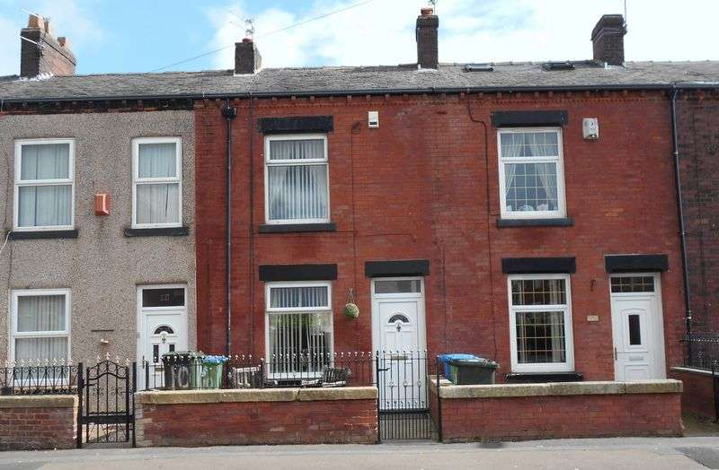 2 Bedrooms Terraced House for sale in Temple Street, Manchester