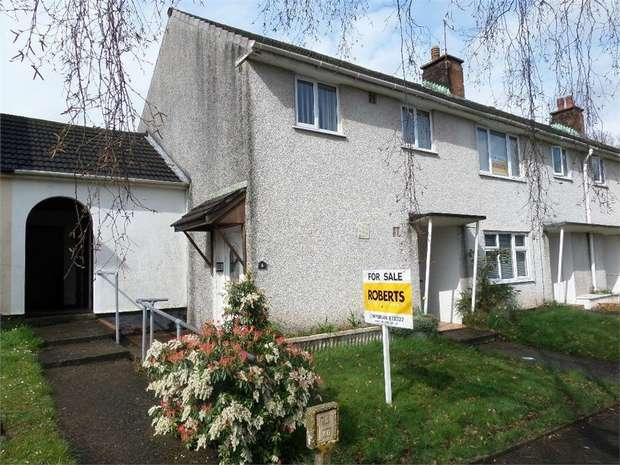 2 Bedrooms Flat for sale in Tynewydd Avenue, Pontnewydd, CWMBRAN, Torfaen