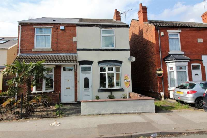 3 Bedrooms Semi Detached House for sale in Ashmore Lake Road, Willenhall