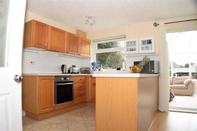 3 Bedrooms Link Detached House for sale in Lance Drive, Burntwood