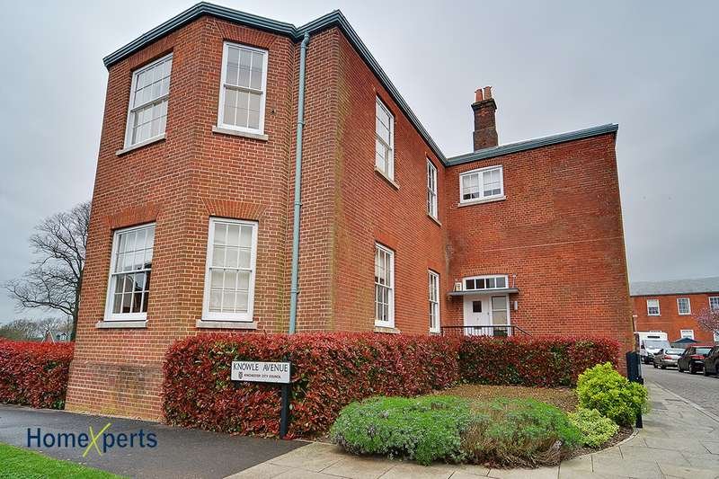 2 Bedrooms Flat for sale in Consort Mews, Knowle, PO17