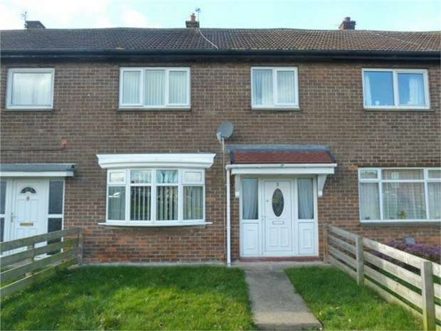 3 Bedrooms Terraced House for sale in Roselea, Jarrow, Tyne and Wear