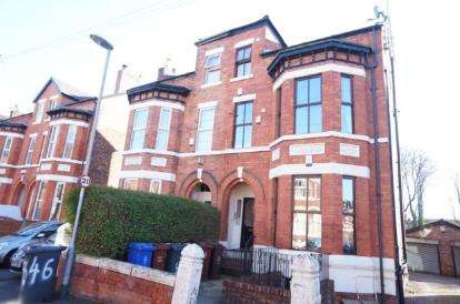 1 Bedroom Flat for sale in Central Road, Manchester, Greater Manchester, .