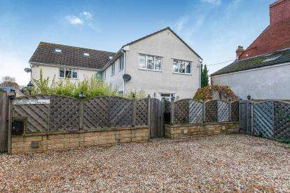 3 Bedrooms Semi Detached House for sale in White Horse House, Station Road, Minety, Malmesbury