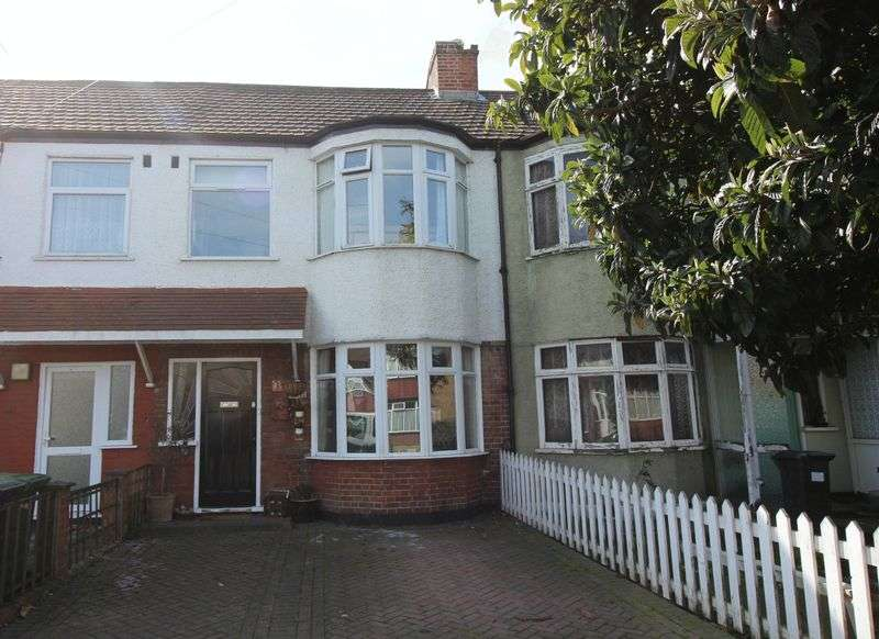3 Bedrooms Terraced House for sale in Carterhatch Road, Enfield