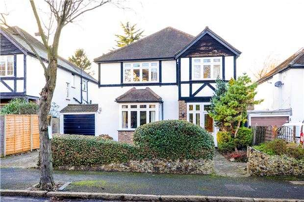 3 Bedrooms Detached House for sale in Brancaster Lane, PURLEY, Surrey, CR8 1HF