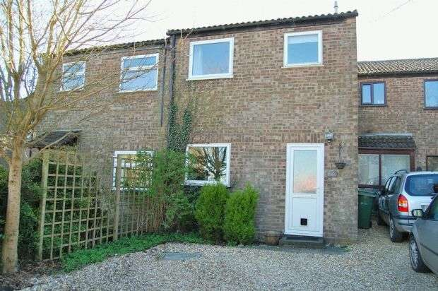 2 Bedrooms Terraced House for sale in Booth Close, Pattishall, Towcester NN12 8JP