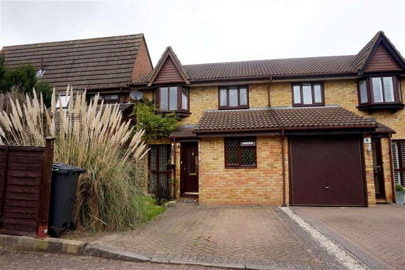 3 Bedrooms Property for sale in Mistletoe Close, Croydon