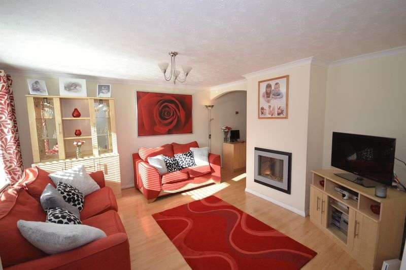 3 Bedrooms Detached House for sale in Exley Close, North Common, Bristol
