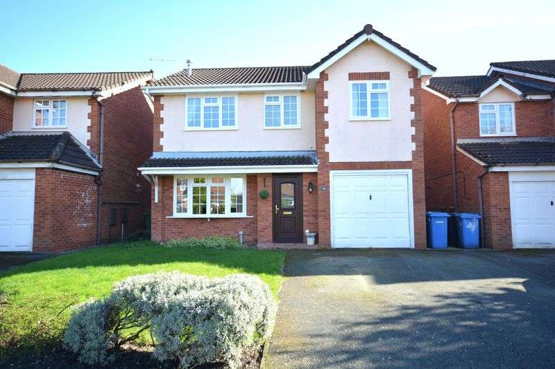 4 Bedrooms Detached House for sale in Dorchester Park, Sandymoor, Runcorn