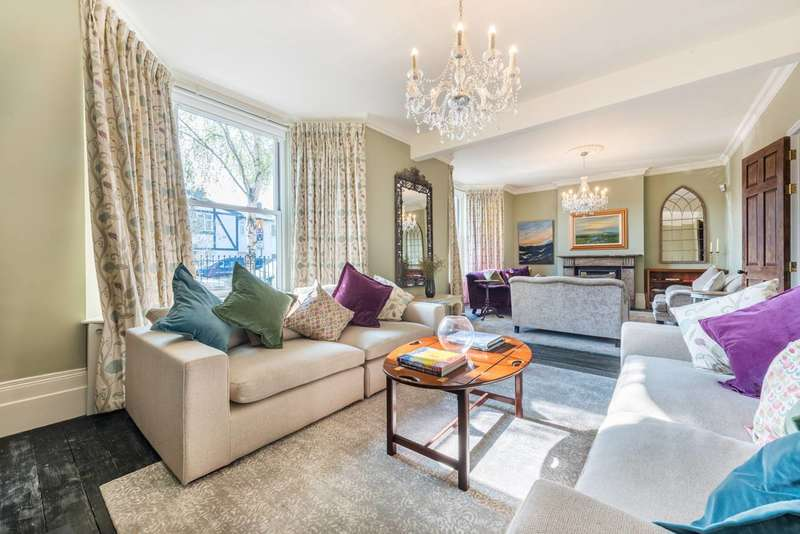6 Bedrooms House for rent in St Marys Grove, Grove Park, W4