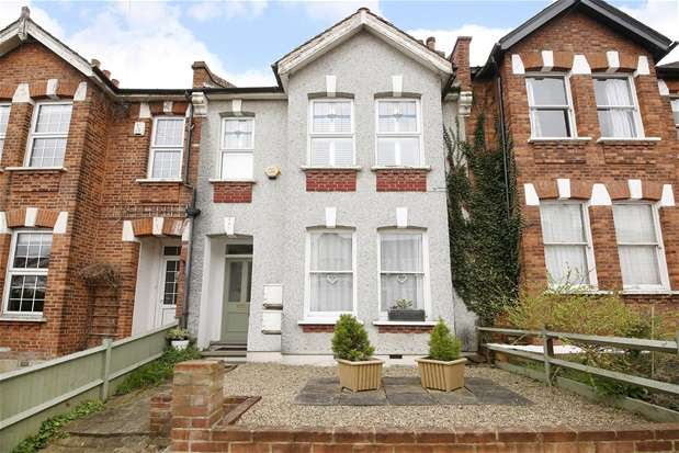 3 Bedrooms Flat for sale in Queenswood Road, Forest Hill