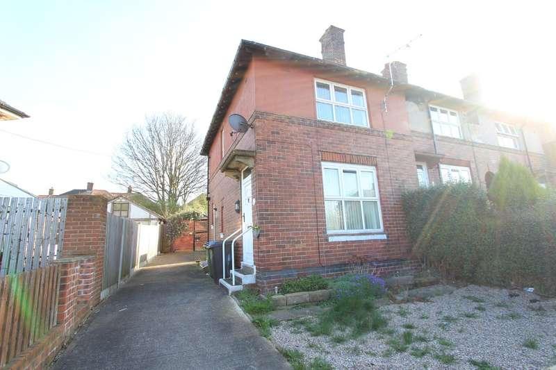 2 Bedrooms Semi Detached House for sale in Algar Road, Arbourthorne