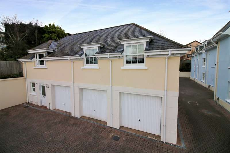 2 Bedrooms Mews House for sale in New Road, Teignmouth