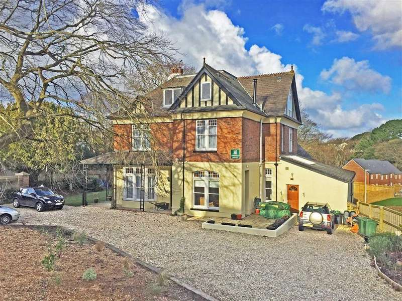 11 Bedrooms Detached House for sale in Abbotsham Road, Former School House, Bideford, Devon, EX39