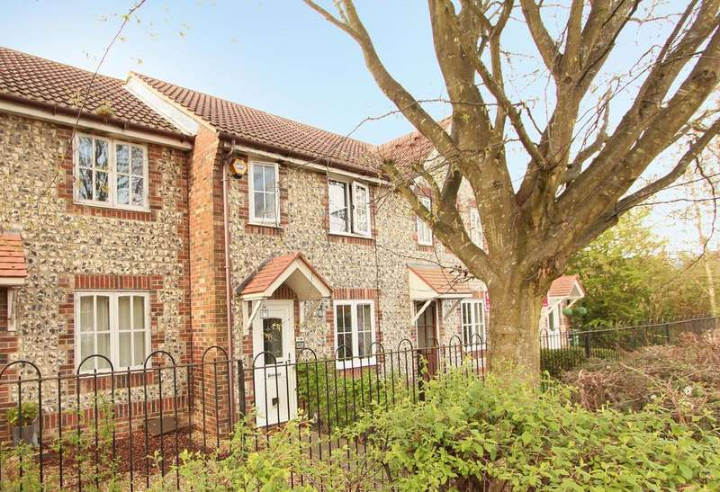 2 Bedrooms Terraced House for sale in Marsh Gardens, Grange Park SO30