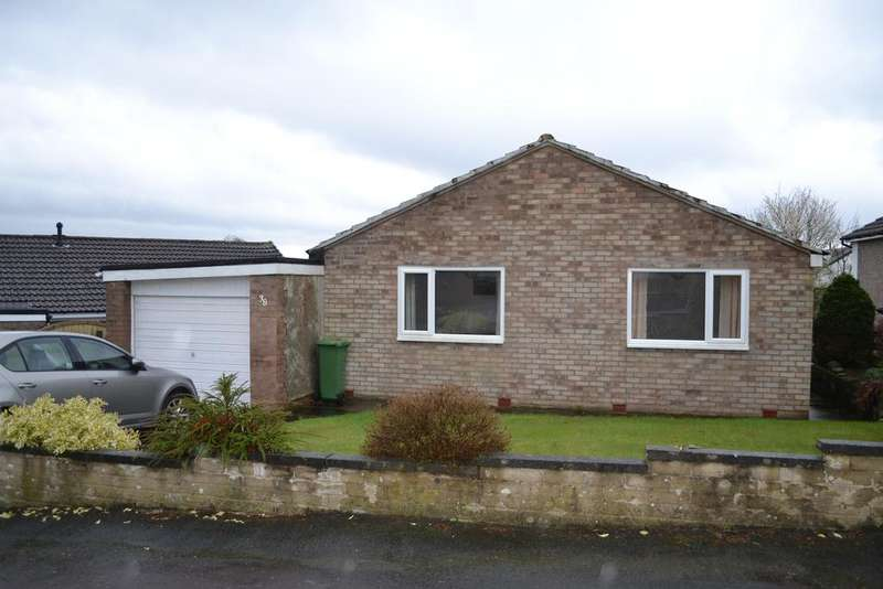3 Bedrooms Semi Detached Bungalow for sale in Higherford BB9