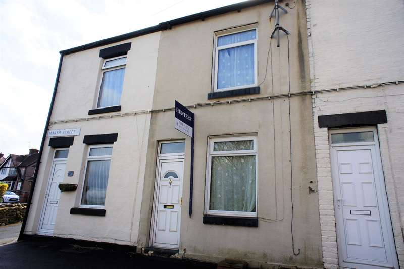 2 Bedrooms Terraced House for sale in Marsh Street, Deepcar, Sheffield, S36 2RL