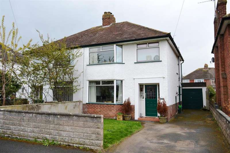 3 Bedrooms Semi Detached House for sale in Holme Lacy Road, Hereford