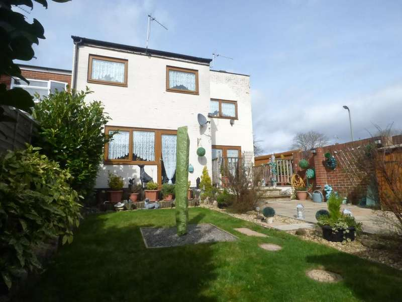 3 Bedrooms End Of Terrace House for sale in ANDOVER SP10
