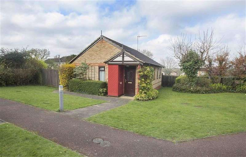2 Bedrooms Detached Bungalow for sale in Slim Close, Kettering