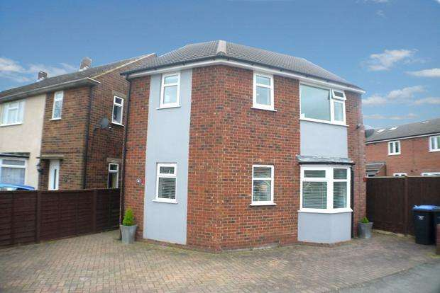 2 Bedrooms Detached House for sale in Lenthall Square, Market Harborough, LE16