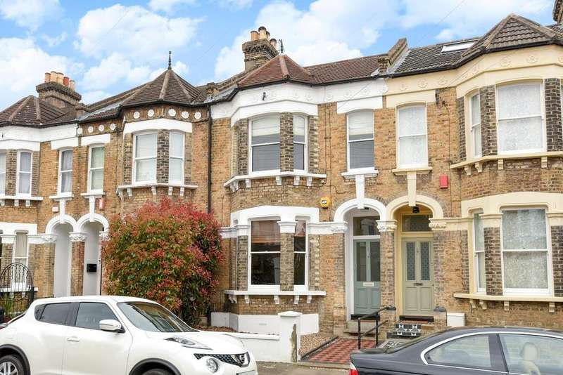 3 Bedrooms Terraced House for sale in Byne Road, Sydenham, SE26