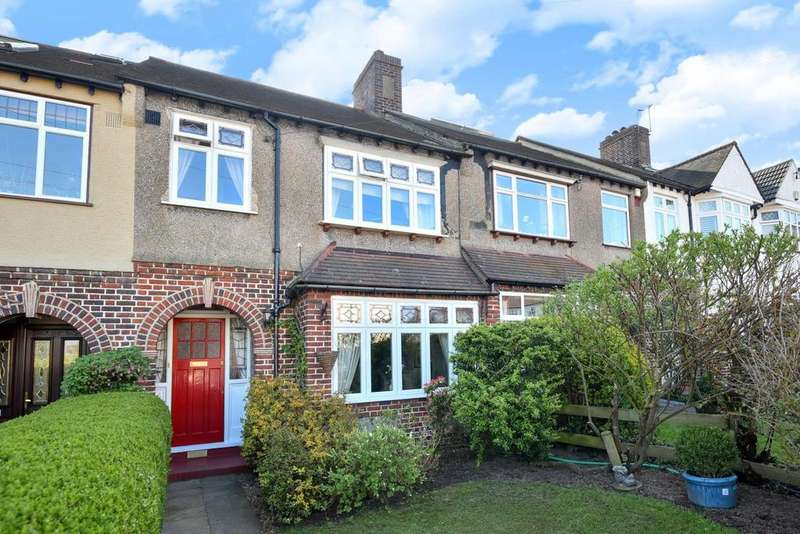 3 Bedrooms Terraced House for sale in Linden Leas, West Wickham, BR4