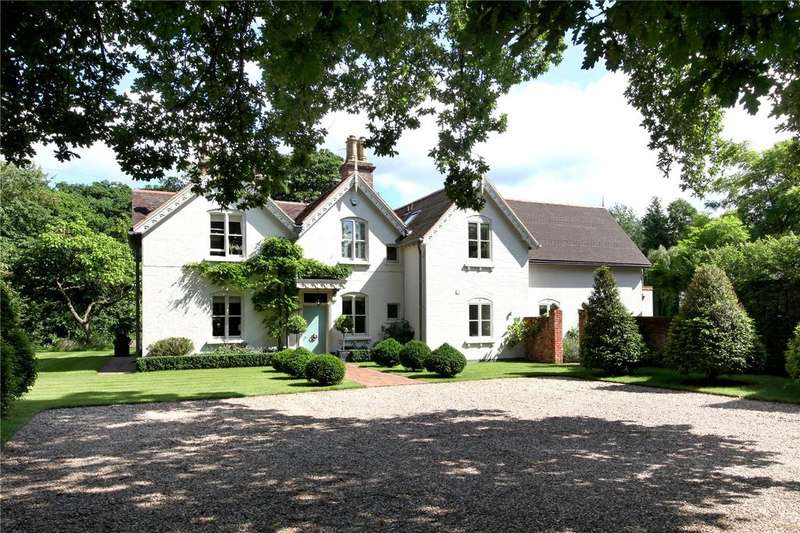5 Bedrooms Detached House for sale in Church Road, Winkfield, Berkshire