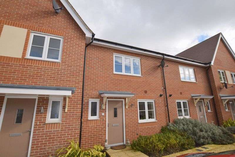 2 Bedrooms Terraced House for sale in Pershore Way, Aylesbury