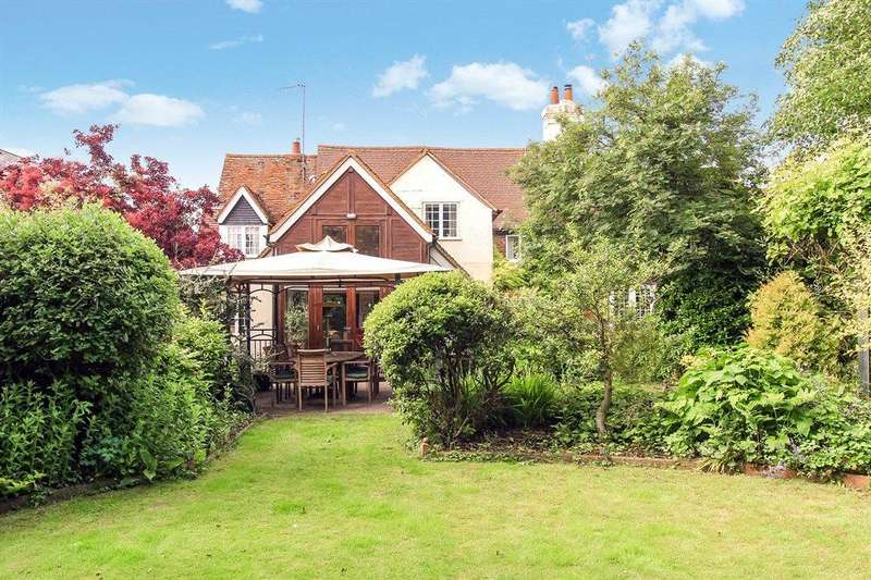 5 Bedrooms Detached House for sale in High Street, Ivinghoe, Buckinghamshire, LU7