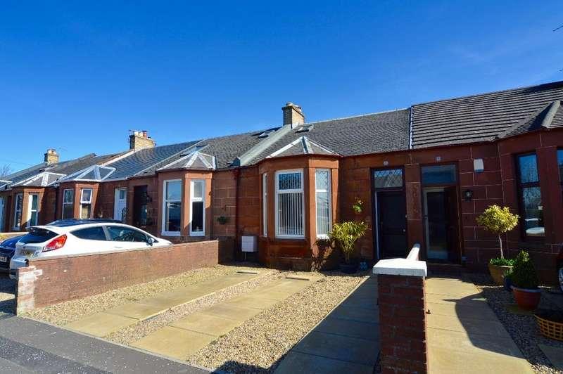 3 Bedrooms Terraced House for sale in Northpark Avenue, Ayr, Ayrshire, KA8 9AJ