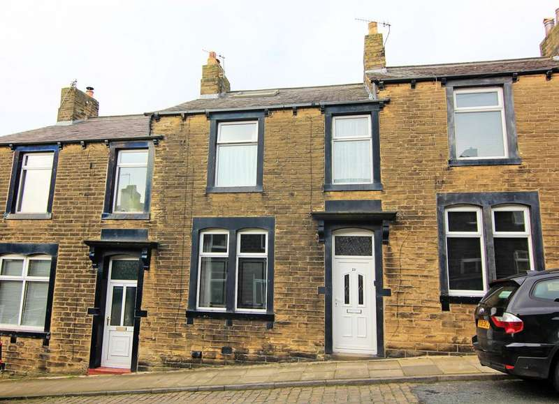 2 Bedrooms Terraced House for sale in 23 Castle Street, Skipton,