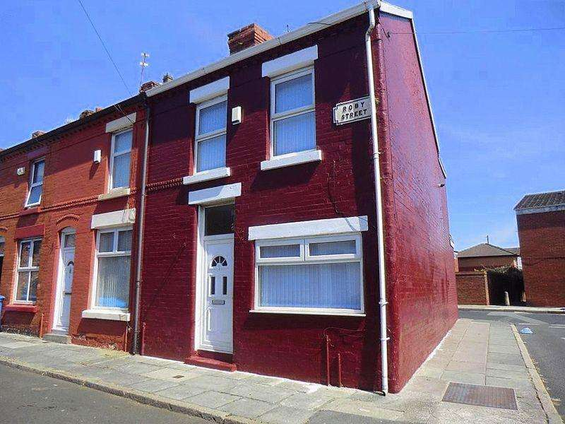 3 Bedrooms Terraced House for sale in Roby Street, Wavertree